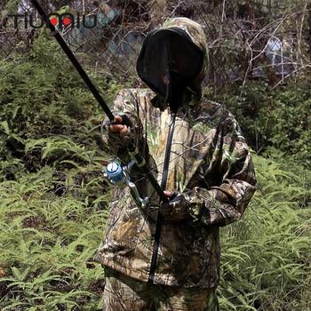 Wear-resisting Bionics Camouflage Birdwatching Hunting Fishing Tactical Army Military Ww2 Militar Softair Askeri Malzeme Tactico