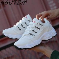 AGUTZM 2018 Fashion Brand Spring And Summer Women S High Platform Shoes Chic Height Increasing Women