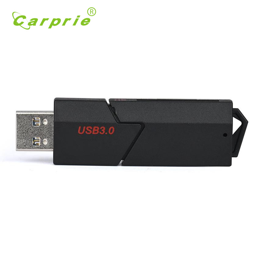 USB 3.0 2 in 1 High Speed Micro SD SDXC TF T-Flash Memory Card Reader Adapter