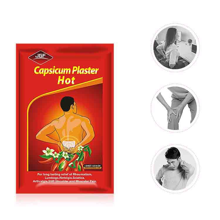 Acupuntura Hot Sale New Arrival Hot Sale Gaming Chair 2018 Body Tens Massage 10 Pcs Capsicum Plaster Free Shipping