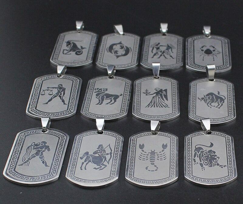 Médaillon signe du zodiac
