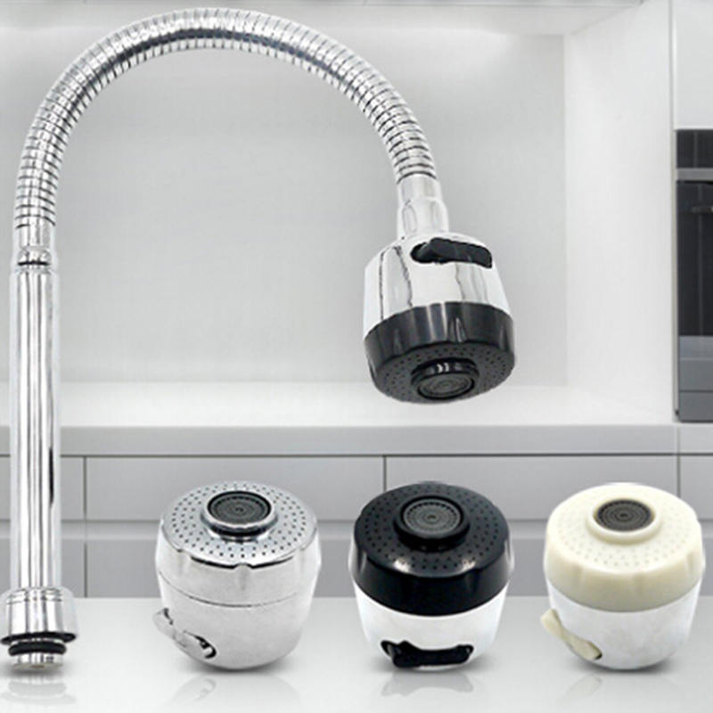 Kitchen Faucet New Arrivel Nozzle Faucet Can Adjusting 360 Rotate Water Saving Movable Tap Head Kichen Faucet