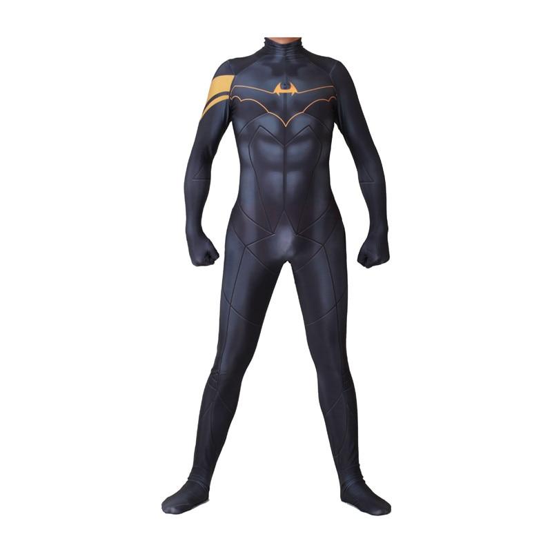 Adult Kids Batman Tights Cosplay Halloween Clothing Zentai Superhero Bodysuit Jumpsuits SuperHero Costume BOOCRE