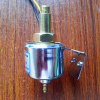 Small heater miniature solenoid pump water heaters electromagnetic pump model 30DCB ZJF power 110 120 VAC 60 Hz 18W