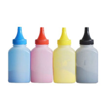 4 x Recarga de Polvo de tóner de Color clt 407 s clt-k407 CLT-407S cartucho de tóner para Samsung CLP-320 CLP-325 CLX-3185 CLX-3186 CLX-3285