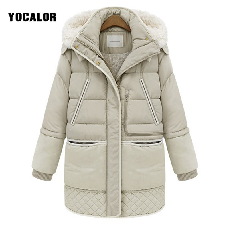 Popular Long Puffer Coat-Buy Cheap Long Puffer Coat lots from ...