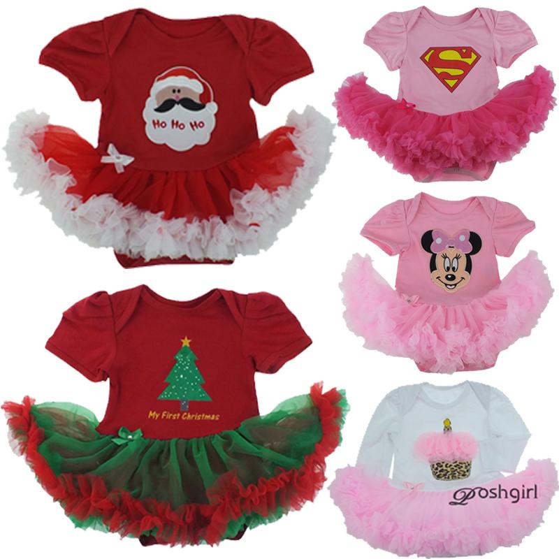 de alta calidad de la muchacha muchacho suumer traje novedad traje del beb de la navidad