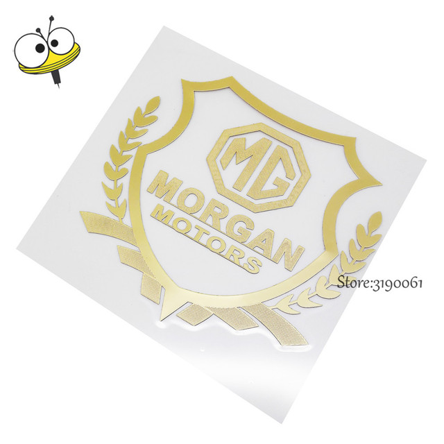 Cheap Car Sticker Emblem Badge Decal Auto Car Accessories For Mg