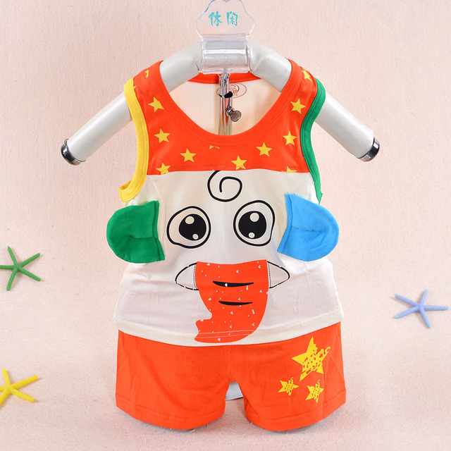 3c4e0249303fe 2015 hot summer style boy baby dress 3 months -2 years old baby clothing Big