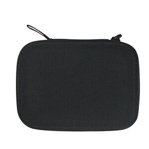 Image 2 - Shoot tamanho pequeno eva caso portátil para gopro hero 9 8 7 5 preto xiao yi 4k dji osmo sjcam eken ação câmera coleção caixa saco