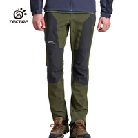 Outdoor waterproof breathable trousers spring autumn Travel active Cycling hiking camping pants for mens