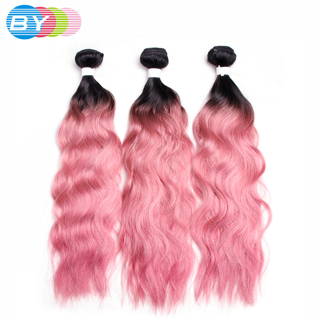 By Pre Colored Non Remy Hair Extension Human Weave Brazilian Natural