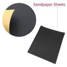 Papier de verre Warrior avec grains, 230x280mm, grande quantité et excellent prix, adapté au meulage fin, p3000 p5000 p7000