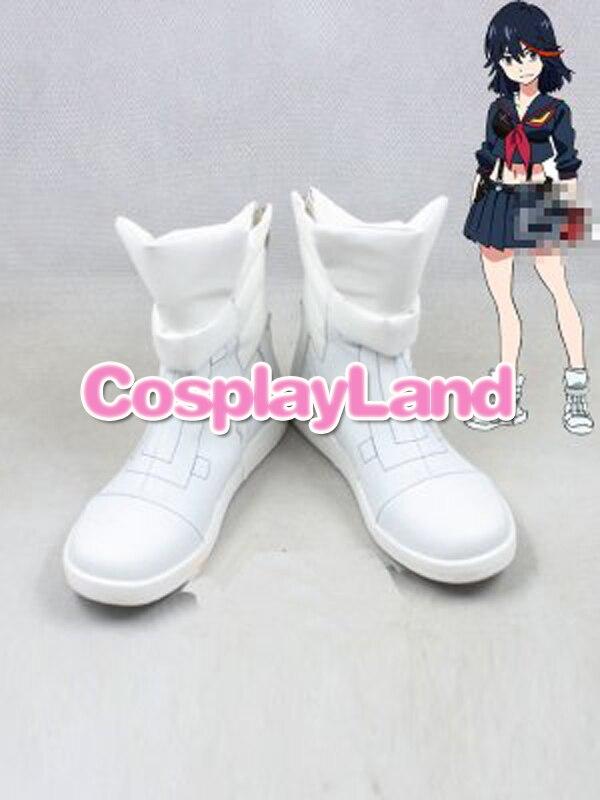 Customize Boots font b KILL b font font b la b font font b KILL b