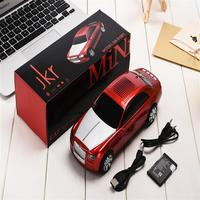 Portable Wireless Bluetooth Speaker Hifi Portable Subwoofer Children Toy Car Mold Support TF Hands Free MP3