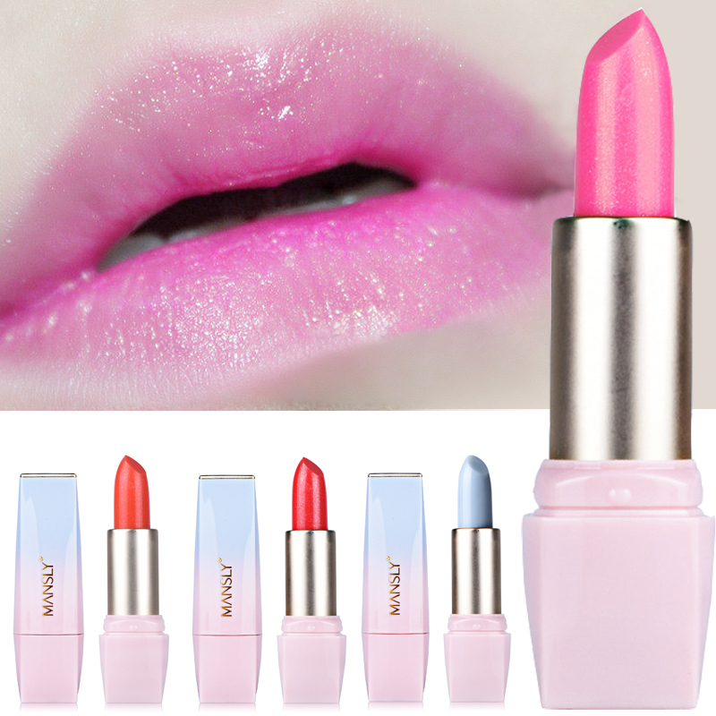 2017 New Lipsticks For Women Makeup Sexy Glitter Lips