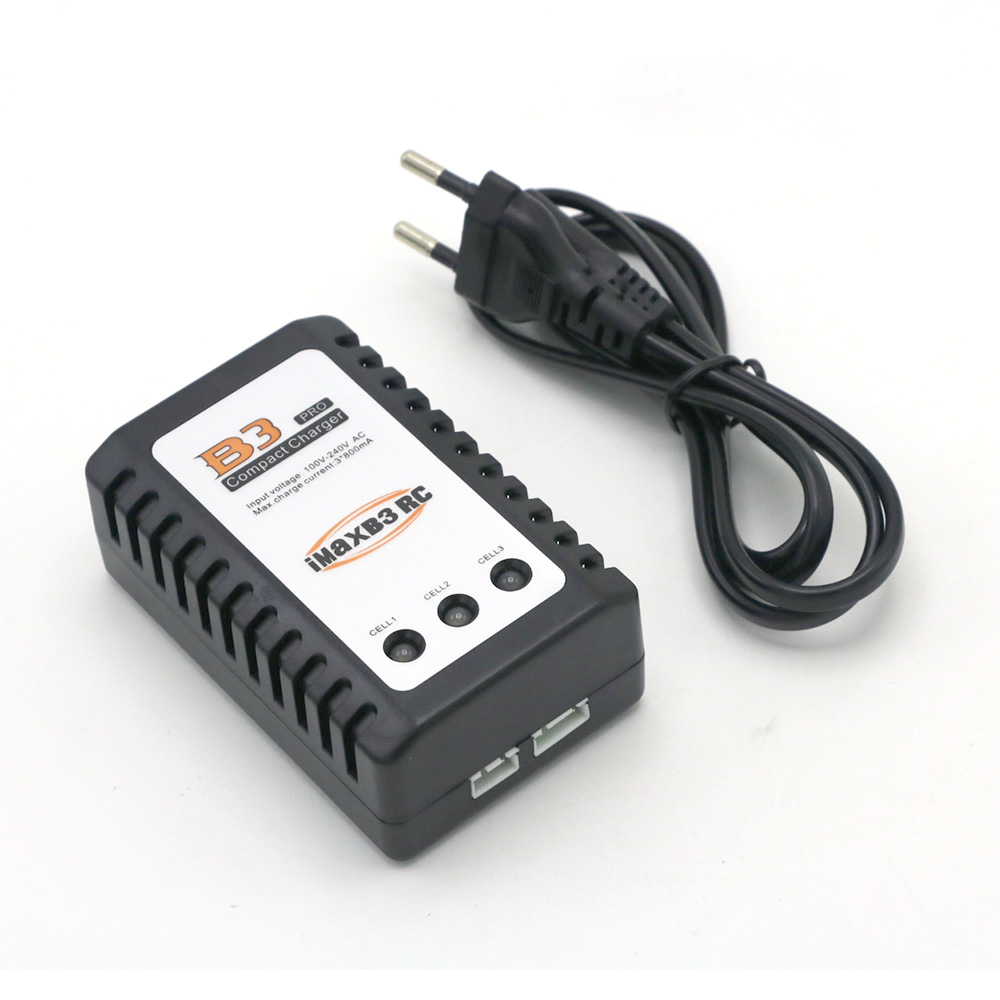 Imax B3 Pro 7.4v 11.1v Li-polymer Lipo Battery Charger 2s 3s Cells For RC LiPo AEG Airsoft Battery