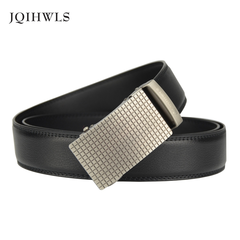 Designer Belts Men High Quality Male Genuine Leather Strap Waist Luxury Brand Wedding Belt Jeans Ceinture Homme Fashion