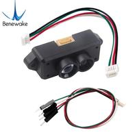 TOF Benewake Lidar Range Finder Sensor Module Single Point Micro Ranging Module Compatible with Pixhawk, Arduino with UART
