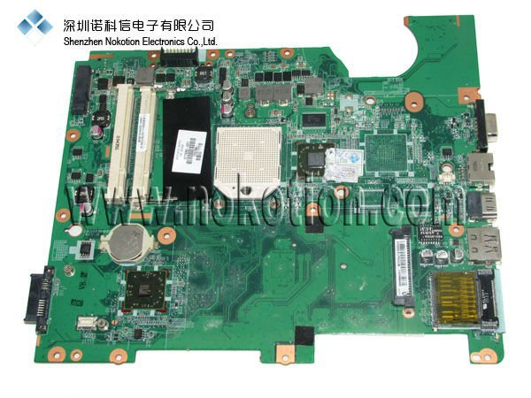 NOKOTION 577065-001 laptop motherboard for hp Compaq CQ61 G70 G71 DDR2 Mainboard nokotion laptop motherboard for hp nx7300 nx7400 441094 001 ddr2 mainboard full tested