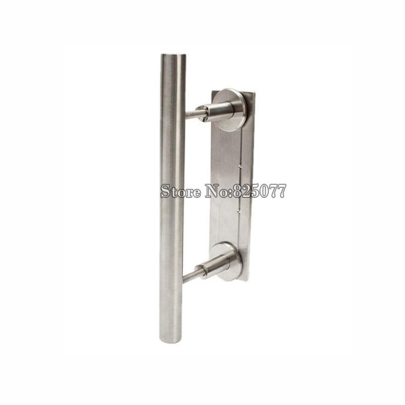 1PCS Stainless Steel Barn Door Handle Pull&Wooden sliding door handle knob CP431