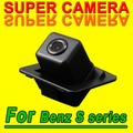 For Sony CCD BENZ S Car Autoradio Sensor Color Camera Reversing Back Up Rear View Parking Security camera for GPS