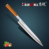 Wysokiej węgla ze stali nierdzewnej 240mm długość Japoński Yanagiba/Sashimi/Usuba/Krojenie nóż Szefa Kuchni Japońskiej gotowania Profesjonalne nóż