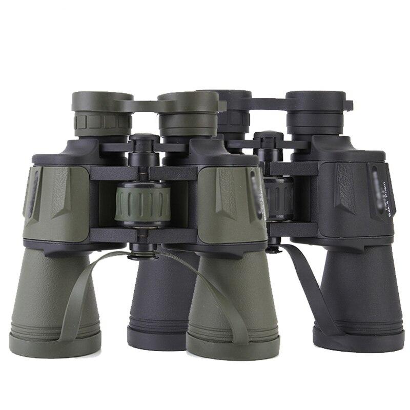 TUOBING 20X50 Portable Binoculars High-definition Binoculares Professional Telescope Great Vision Fine Eyepiece Бинокль