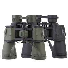 TUOBING 20X50 Portable Binoculars High-definition Binoculares Professional Telescope Great Vision Fine Eyepiece