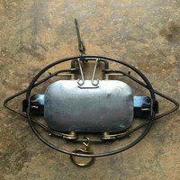 Strong Power Animal Trap And Snare Spring Trap Leg Hold Trap Free Shipping With Low Price