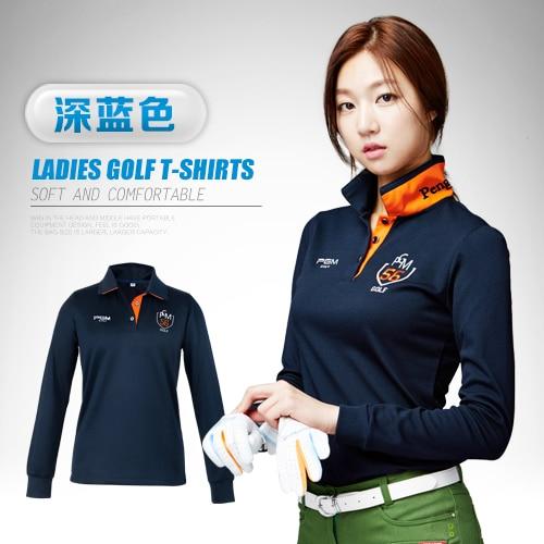 Golf Polo Shirts Long...