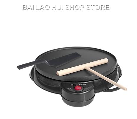 все цены на Electric Crepe Maker,Pizza Machine Pancake Machine cooking tools онлайн
