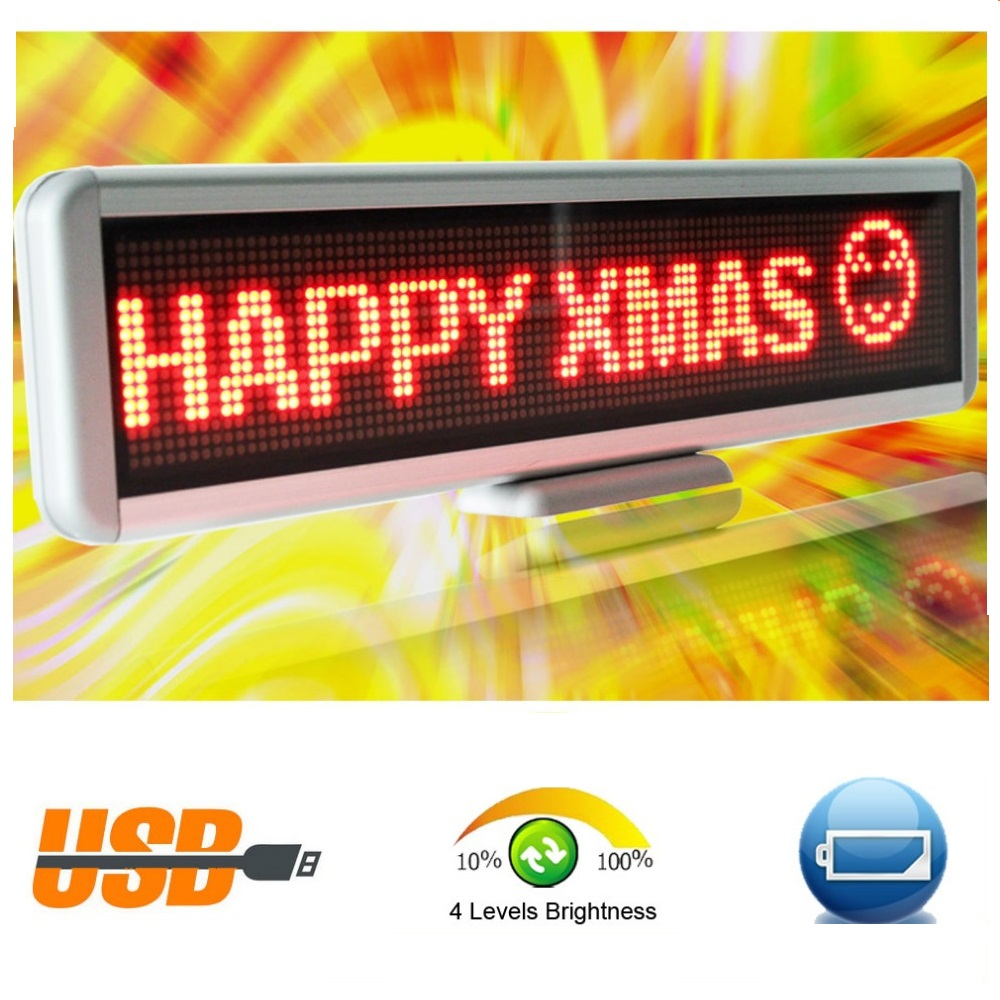 Автокөлік белгісі Бағдарламаланатын - LED Жарықтандыру - фото 3