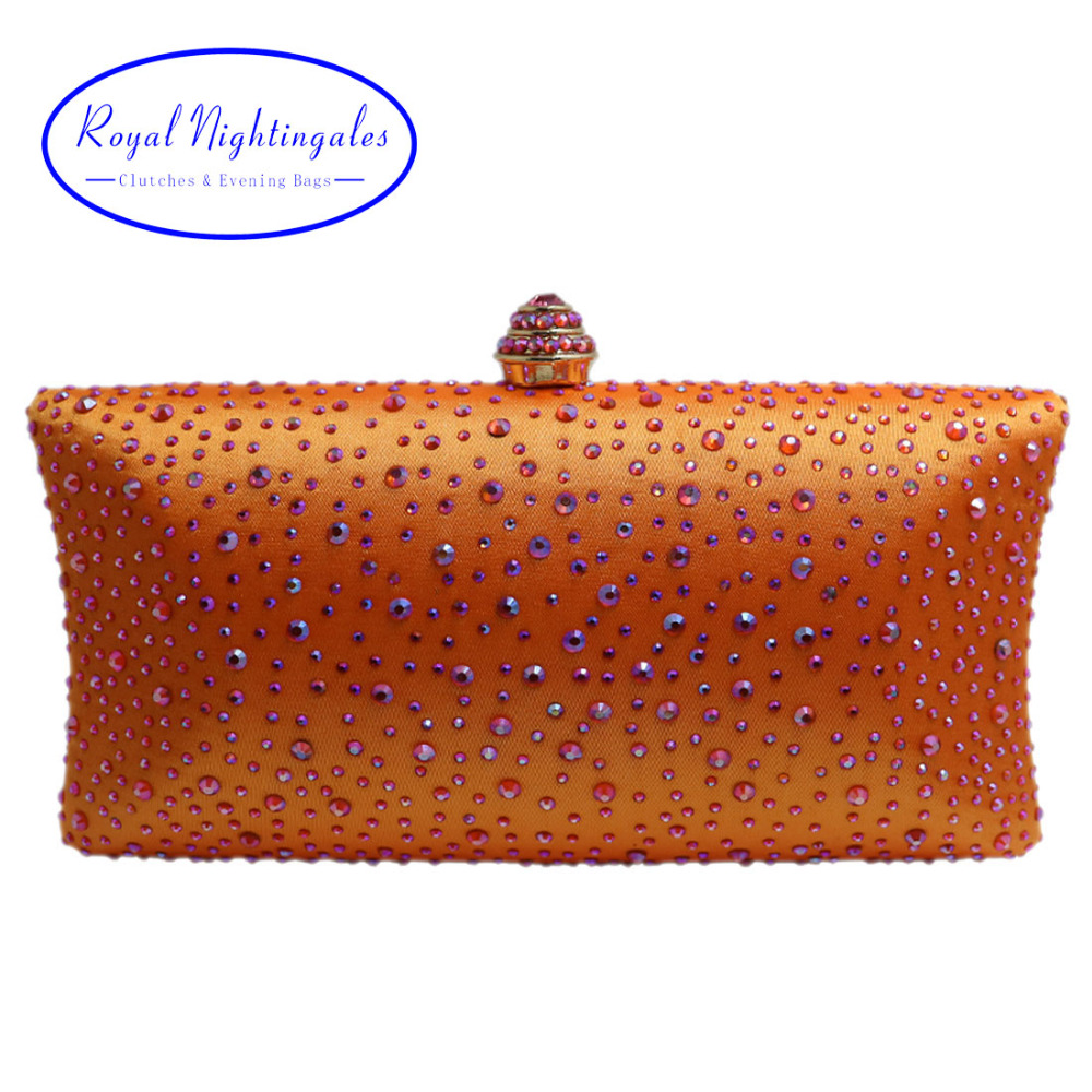 Compare Prices on Black and Orange Clutch Bag- Online Shopping/Buy ...