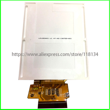 original 100%  LM1260A01-1C LCD screen display With Touch panel digitizer for Intermec CK3X CK3E CK3R