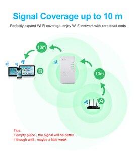Image 3 - WiFi Tekrarlayıcı WiFi Genişletici 300 Mbps WiFi Güçlendirici Kablosuz Wi Fi Amplifikatör Wi Fi Tekrarlayıcı Erişim Noktası Uzun Menzilli Wi Fi tekrarlayıcı