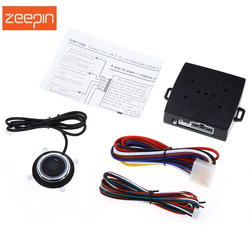 High Quality Car Alarm Engine Push Starter Remote Control Button Starter Keyless Entry Start Stop Immobilizer