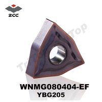 Wnmg 080404 ef ybg205 zcc ct turning inserts wnmg080404 cnc cutting tool suitable for stainless steel.jpg 200x200