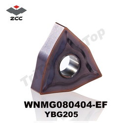 Wnmg 080404 ef ybg205 zcc ct turning inserts wnmg080404 cnc cutting tool suitable for stainless steel.jpg 250x250