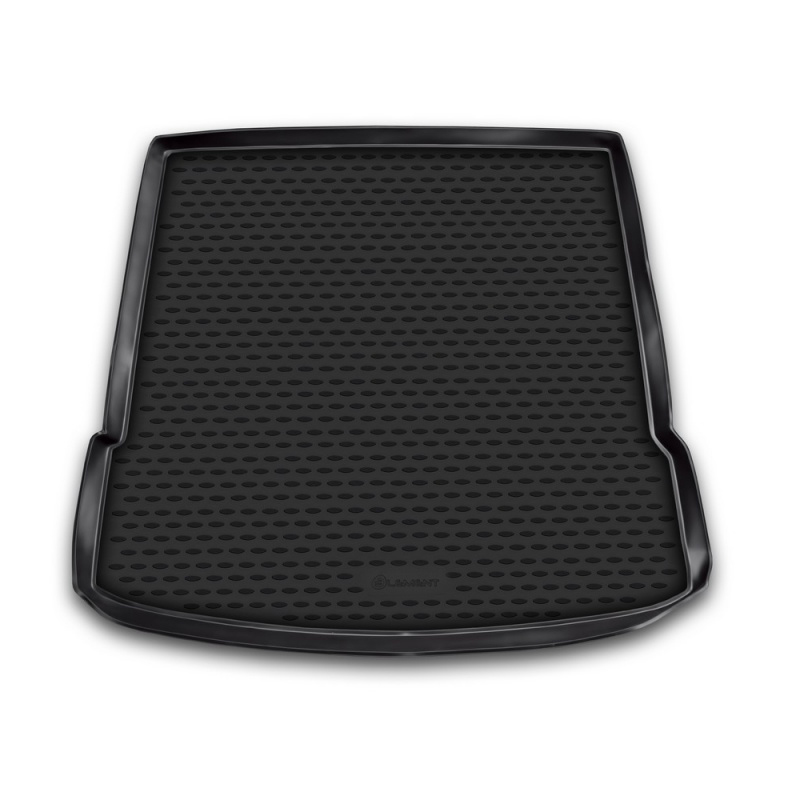 цена на For Kia Mohave 2009- car trunk mat liner boot cargo mat tray floor carpet boot cargo rear mat luggage car styling
