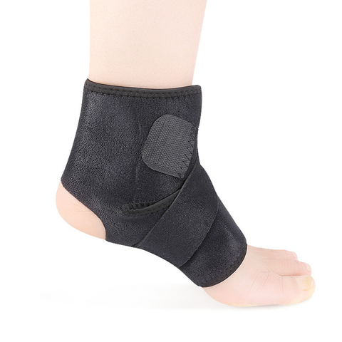 Adjustable Sports Ankle Guard Foot Care Wrist Socks Pressure Bandage Bicycle Football Basketball Climbing Gear Ankle Protection Lahore