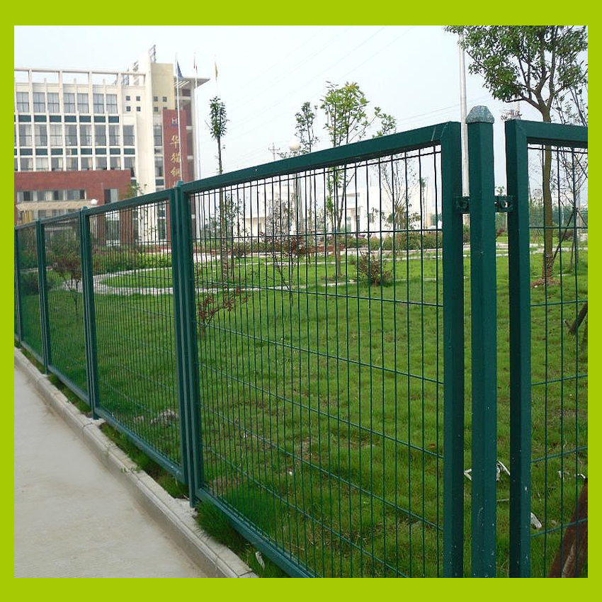Mm wire mesh fence outside frame size and