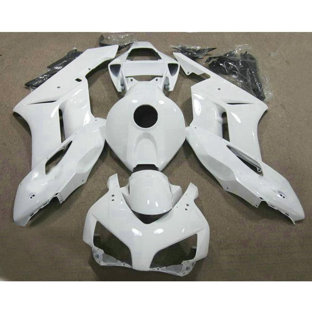 ᐊWotefusi ABS molde de inyección carenado de carrocería sin pintar ...
