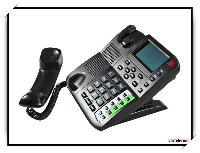 VoIP Phone / VoIP Telephone / IP PHONE / support 4 SIPs - HOT practical voip security