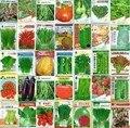 100 pcs sementes De Hortaliças no atacado e de diferentes famílias de sementes de hortaliças em vasos varanda jardim quatro estações pl