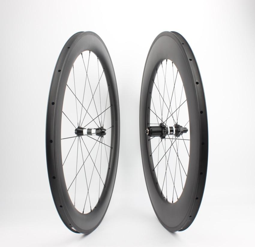 Farsports FSC6088-CM-23 DT350 Mixed 60 88 profile 23mm width carbon bike wheel,Road bike clincher wheel rim with DT350 hub