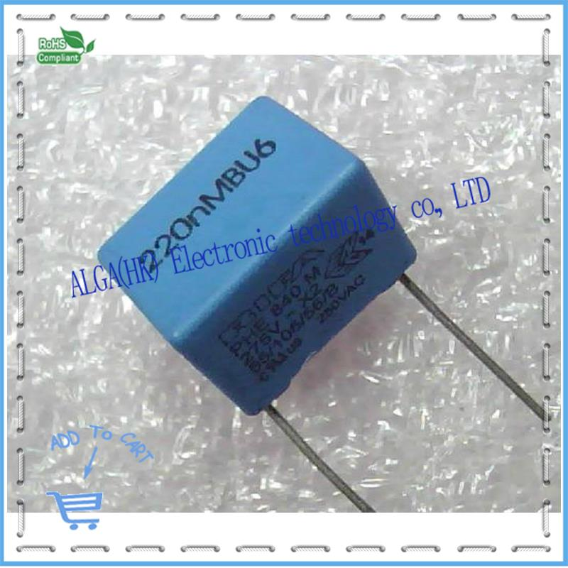 X2 Safety Film Capacitor 0.047 Uf And Nf 473 275 Vac P15 A Great Variety Of Goods Reasonable Wei Horse Mp3 Electronic Components & Supplies Capacitors
