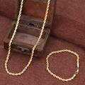 60 cm/21 cm colar de Ouro quilates amarelo banhado a ouro chunky grande cadeia para mulheres dos homens unisex, Atacado presentes de jóias de ouro da moda