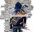 Envío gratis nerf táctico mochila mochila revista titular de la munición para n-strike elite balas de pistola pistolas de juguete clip dardos