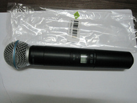 UHF Wireless Microphones only one microphone no Receiver SLX